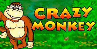 Crazy Monkey в Вулкан Олимп